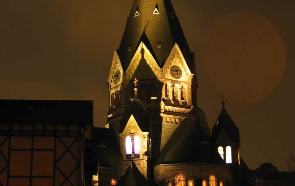 Russian Orthodox Church of St. John of Kronstadt in Hamburg